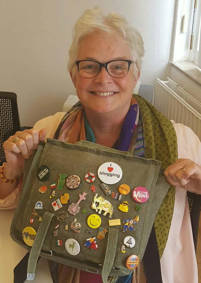 Wilma Lankhorst Nederlandse reisblogger uit Nijmegen blogt over reizen en kunst