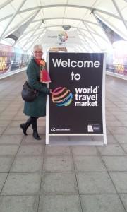 Eurostar BRU-LON 2013 (12) Wilma WTM welcome