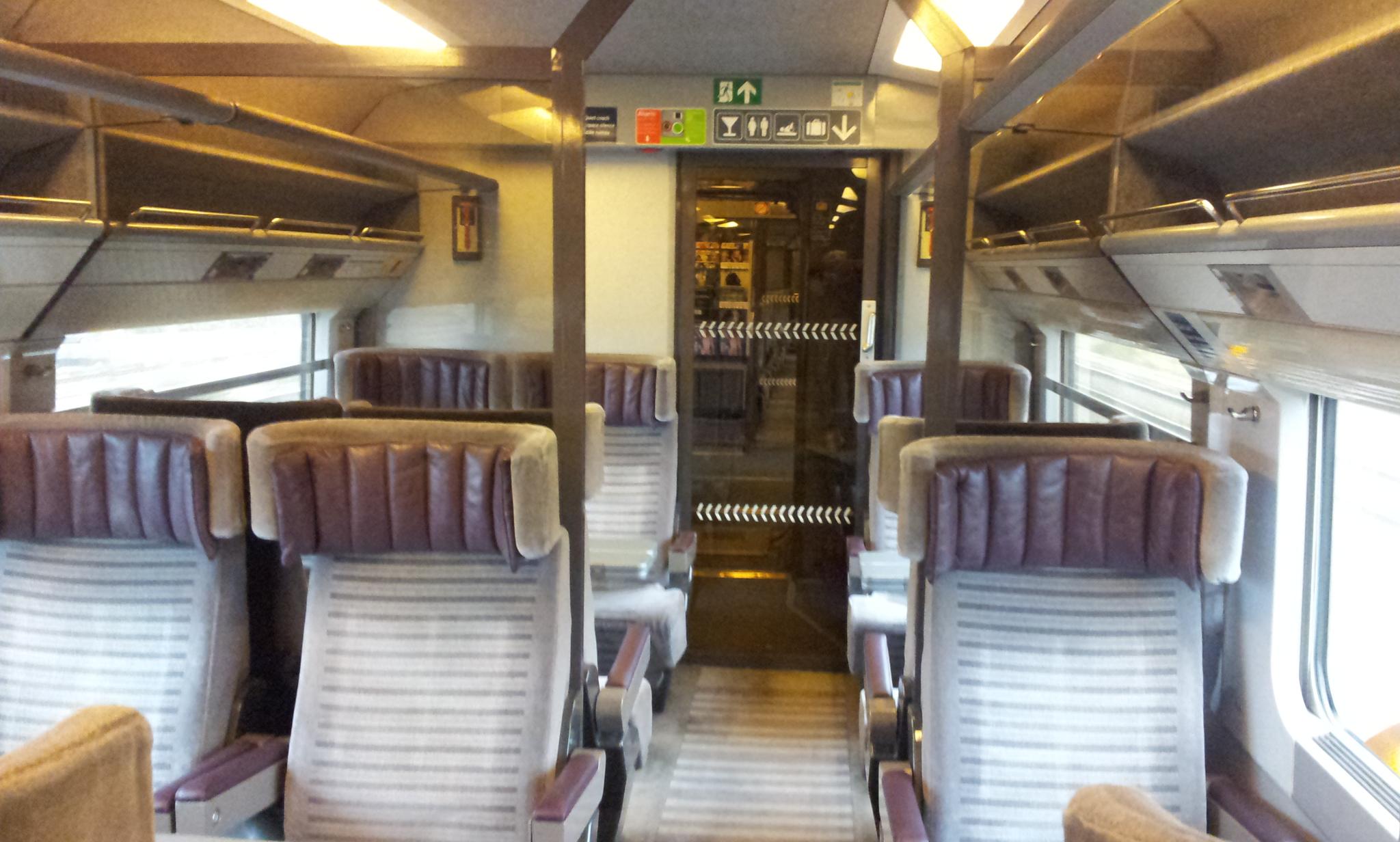 trein calais naar engeland