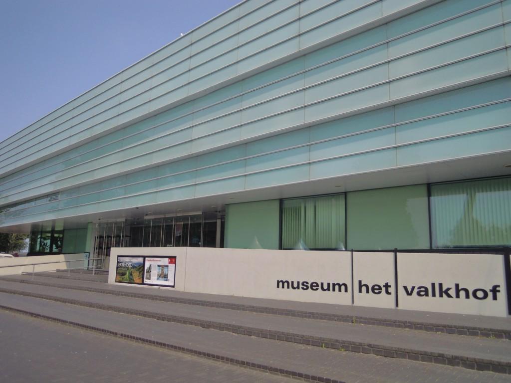 Kunstcafé Museum Het Valkhof foto Wilma Lankhorst