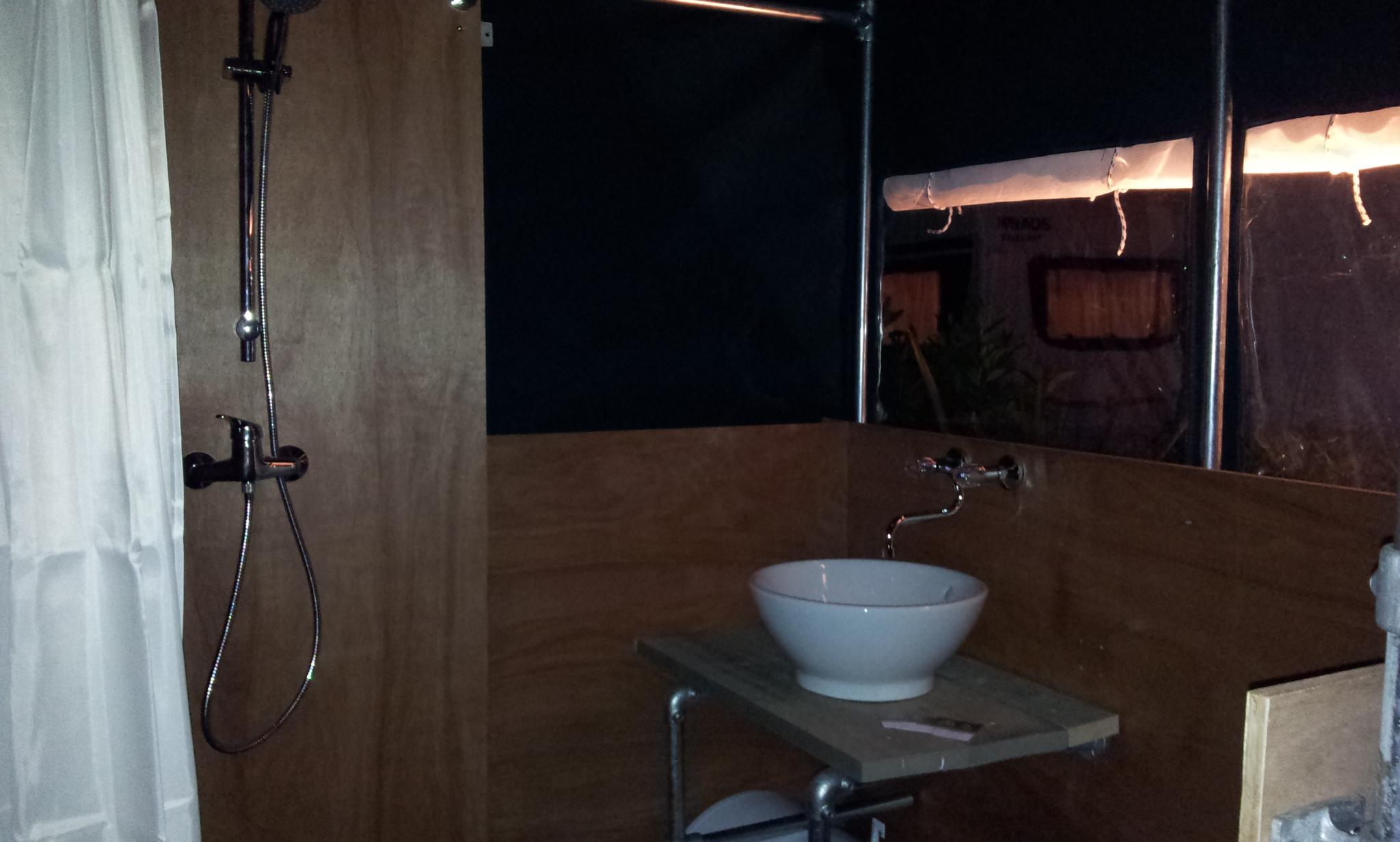 VB14-villa tent sanitaire tent