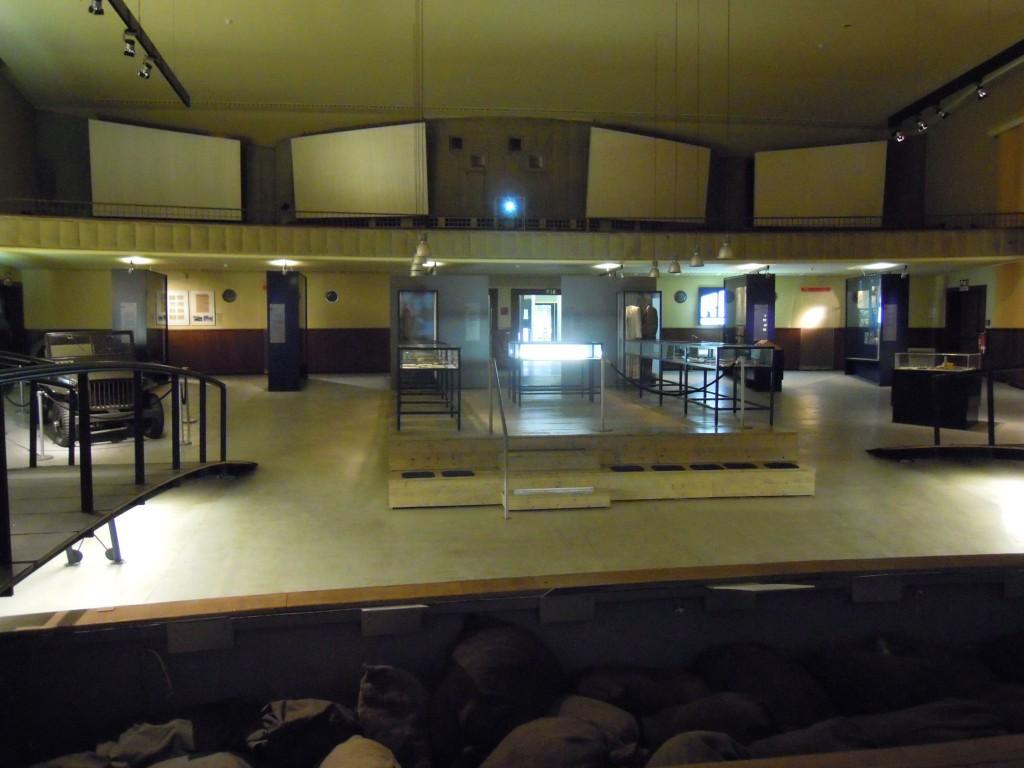 Alliiertenmuseum deels ondergebracht in voormalige Amerikaanse bioscoop in Berlijn