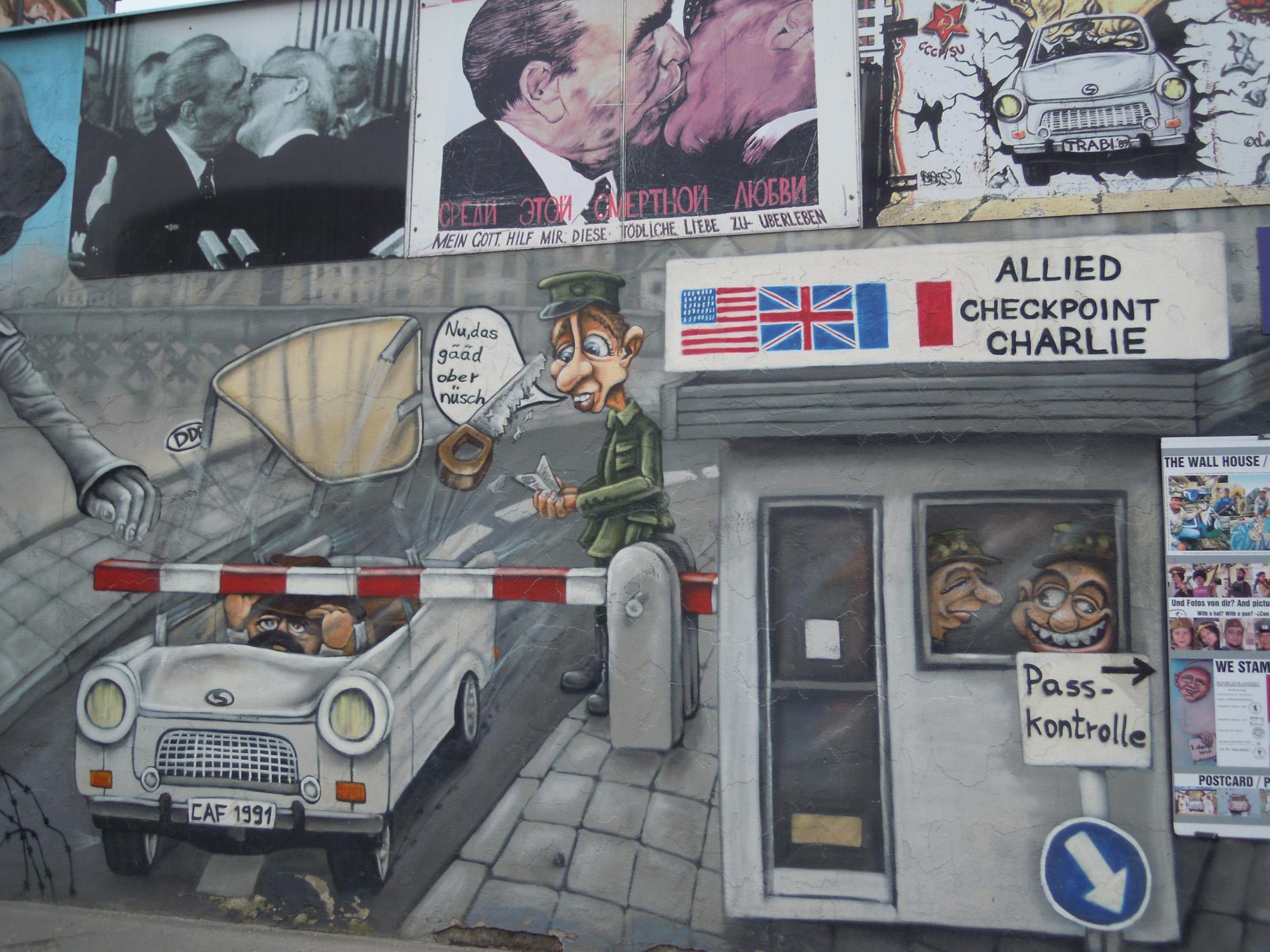 Berlijn 25 Jaar De Muur Archives Wilma Takes A Break
