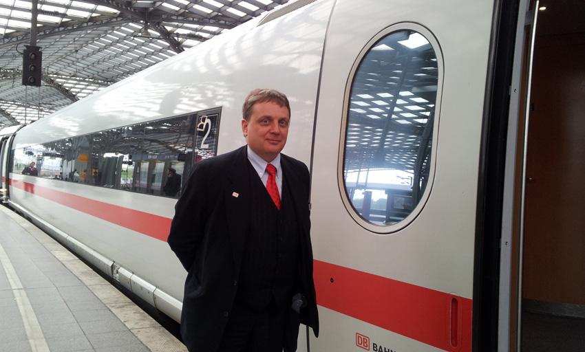 DB-trein