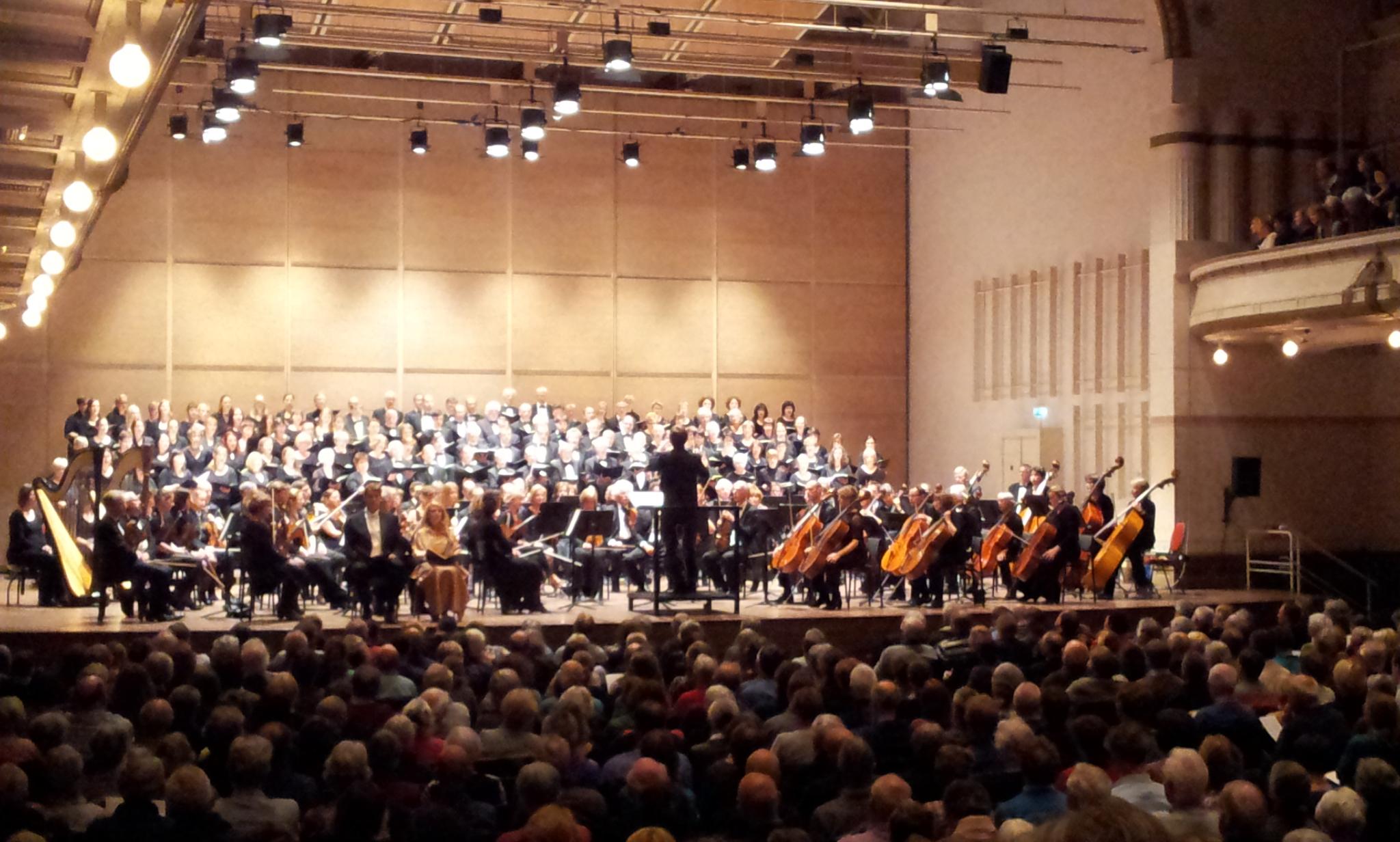 Vereeniging concert