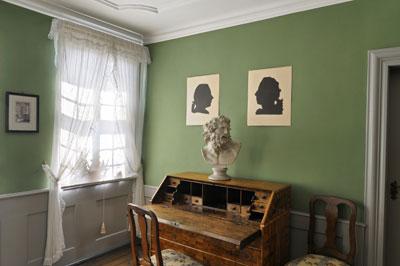 FRA_Groene kamer Goethe