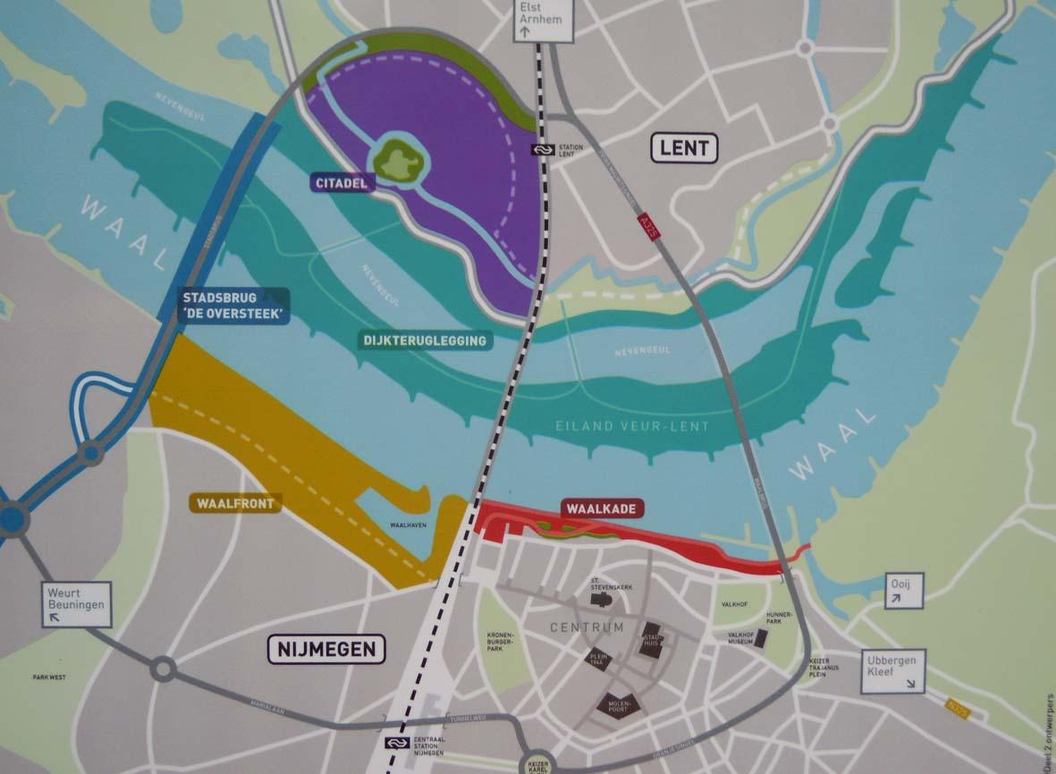 Nijmegen omarm de Waal (8)