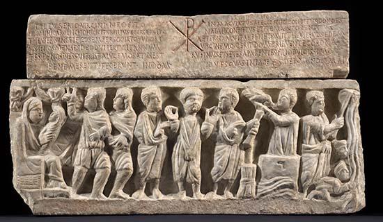 17/61  Theusebius-Sarkophag