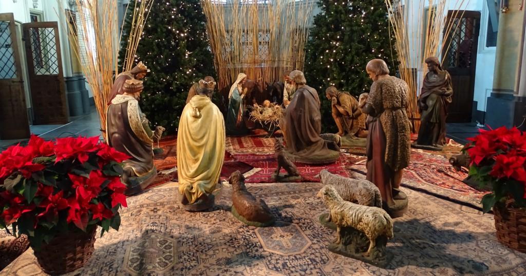 Stevenskerk kerststal foto Jan Heijmans