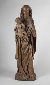 06_Zaal_Herman_Pleij_-Maria_met_kind_Meester_van_de_Emmerikse_Heiligen_1470-1480_CR_Museum_Catharijneconvent--