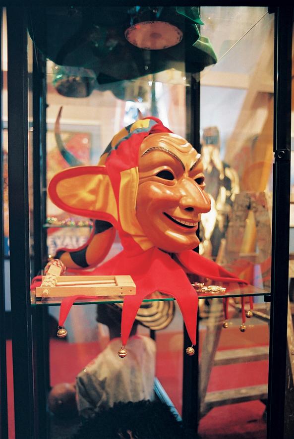 Carnaval in Oeteldonk_masker-nar