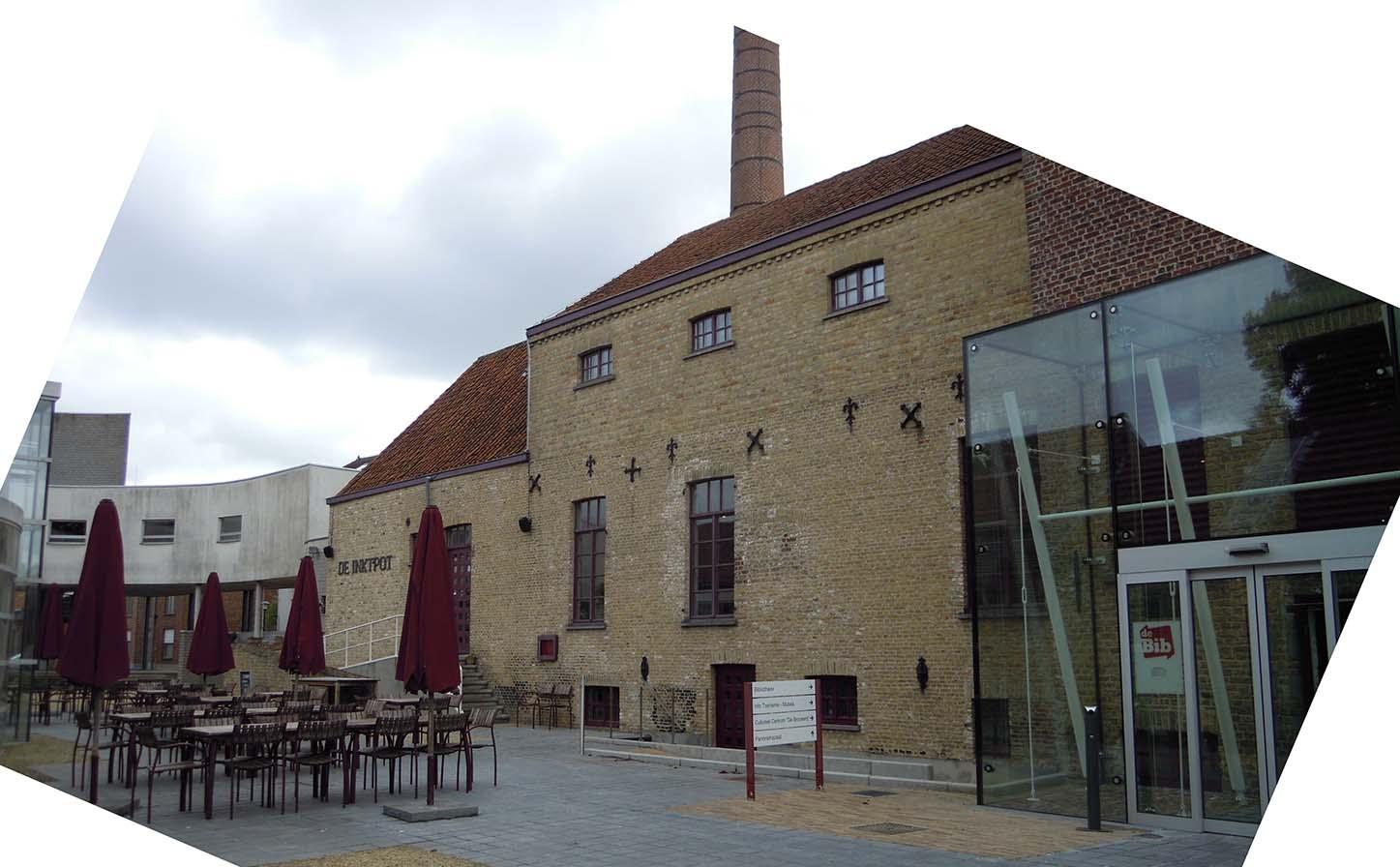 Koekelare - oude brouwerij
