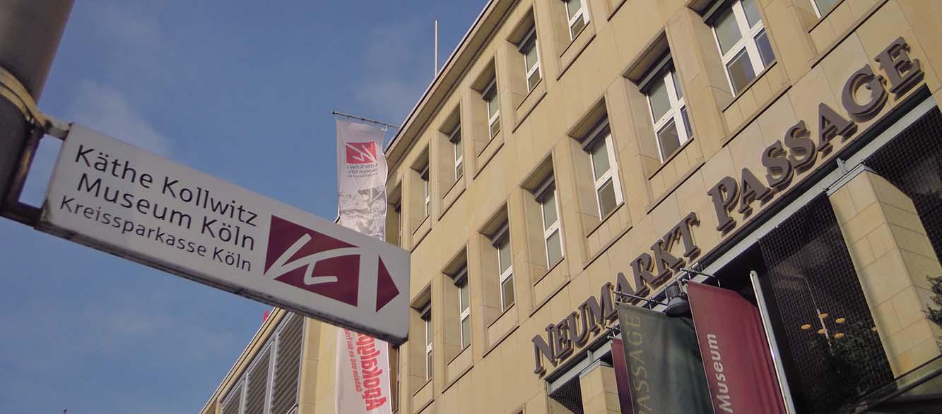 header K Kollwitz Keulen Neumarkt