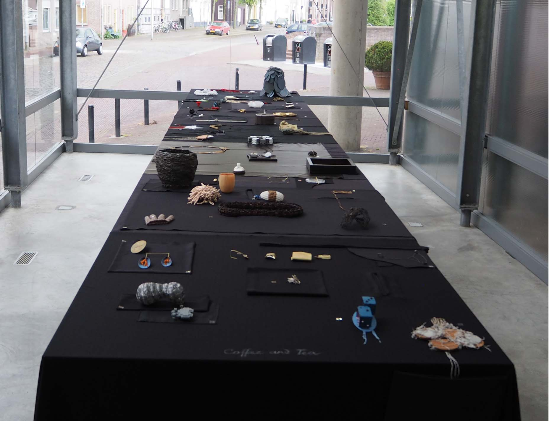 Galerie Marzee Nijmegen expositie o.a. Marzee Graduate Prize en Marzee Prize © Wilma Lankhorst