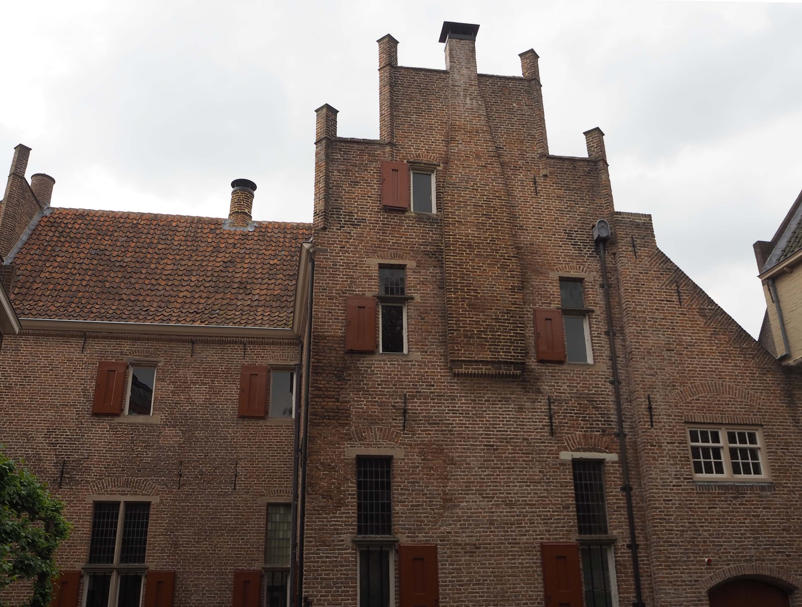 Rijkdom van de Hansa kooplieden laat zich in hun koopmanshuizen zien © Wilma Lankhorst