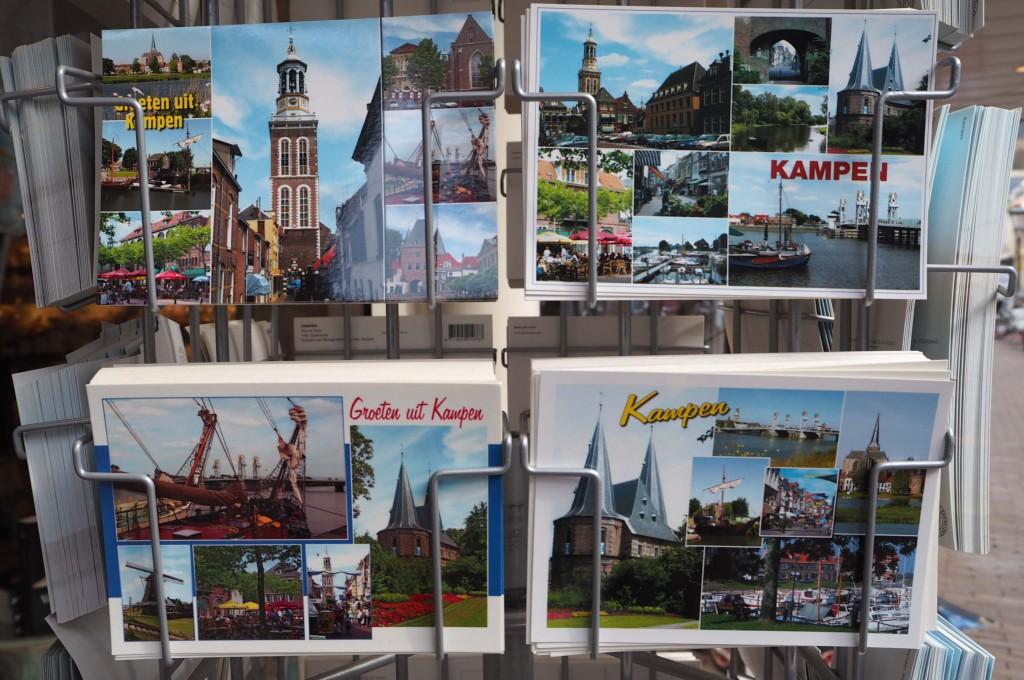 Hanzestad Kampen aan de IJssel, leuk als stedentrip © Wilma Lankhorst