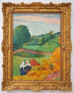 Kr↕ller Müller Museum heeft deze zomer een werk van Emile Bernard uit de Triton Collection Foundation