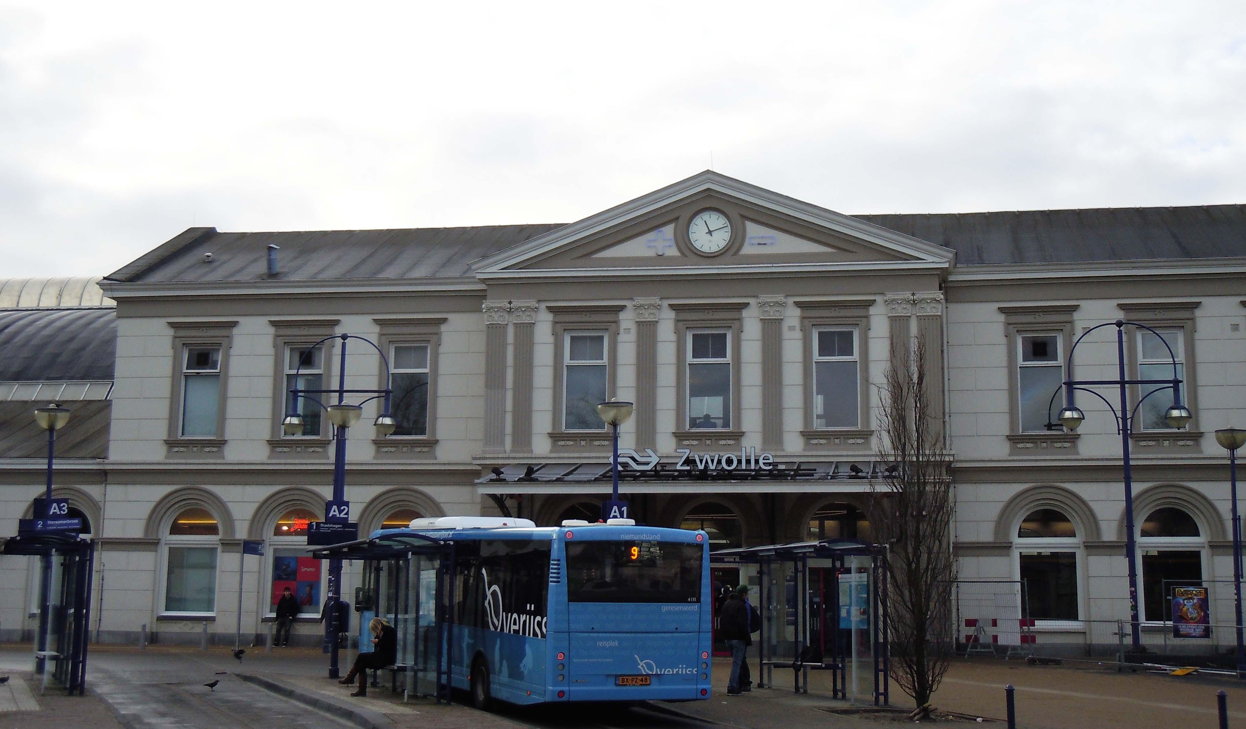 StationZwolle
