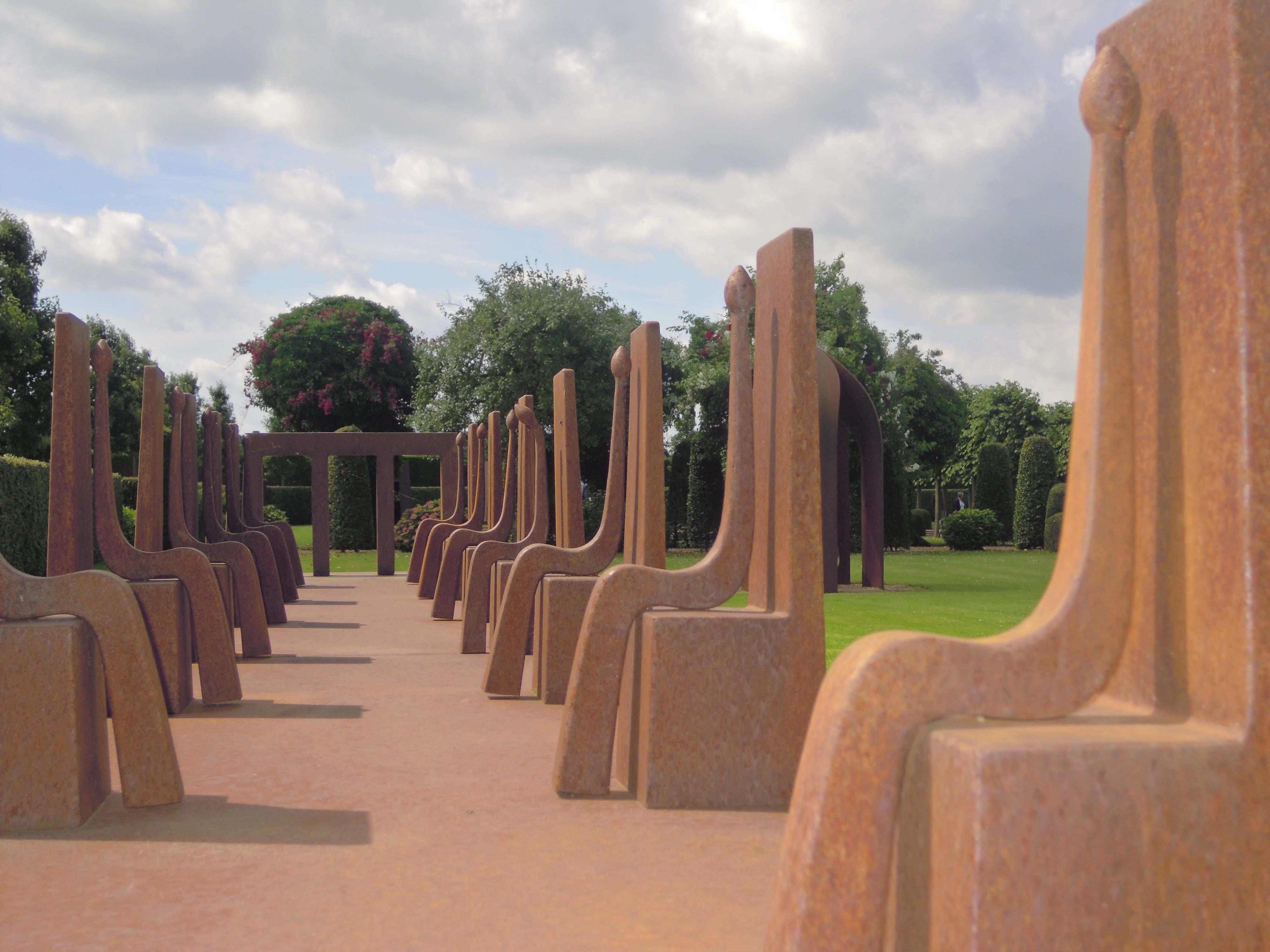 Tempelhof Huub en Adelheid Kortekaas Anima Mundi