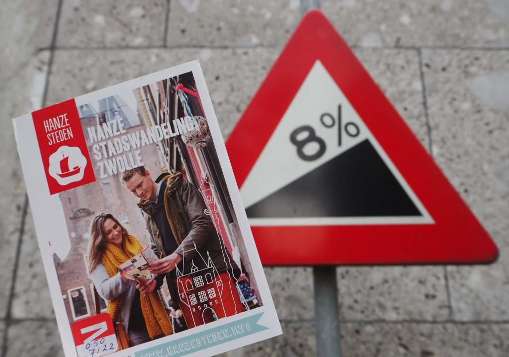 Hanze stadswandeling in Zwolle foto Wilma Lankhorst