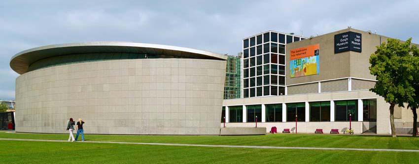 Museum ageda Van Gogh Museum Amsterdam