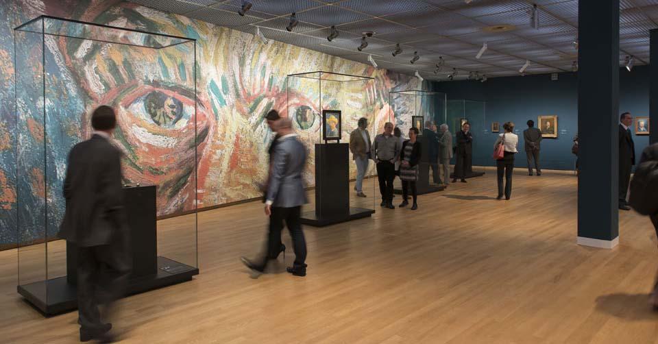 Amsterdam Van Gogh_Museum het verhaal gaat