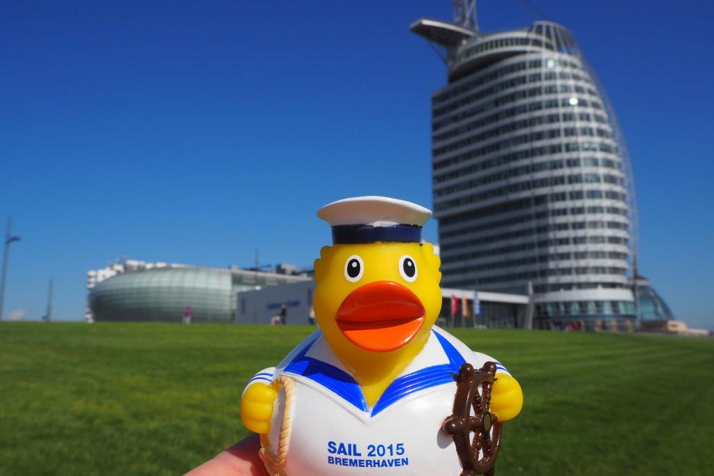 Sail 2015 in Bremerhaven Havenwelten 12-16 Augustus