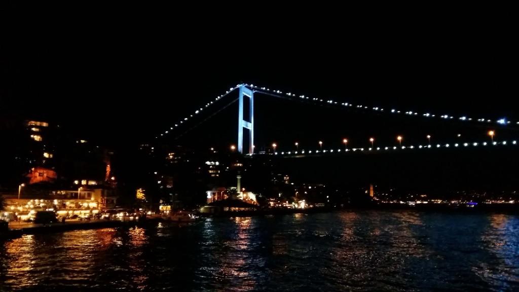 Lichtjestour Bosporus Istanbul favoriete excursie © Wilma Lankhorst