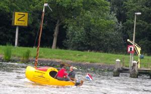 2015 Sail - Klomp met een zeiltje