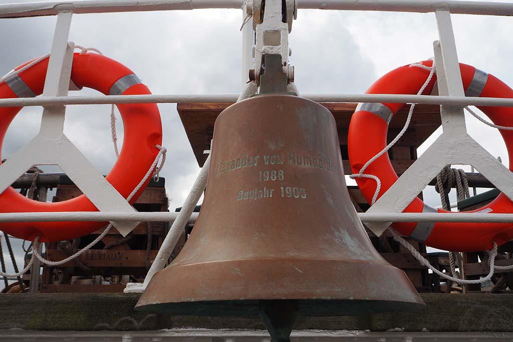 De Alexander van Humboldt van Lichtschip tot zeil-trainnigsbark © Wilma Lankhorst