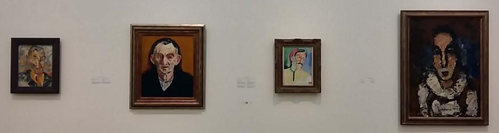 Matisse-zaal-3-Stedelijk_Museum_Malevich-Van-Dongen-Matisse en Roubalts © Stedelijk Museum AMS