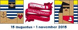 logo tentoonstelling Zeebonken en Strandgasten tot 1 november 2015 in Den Haag