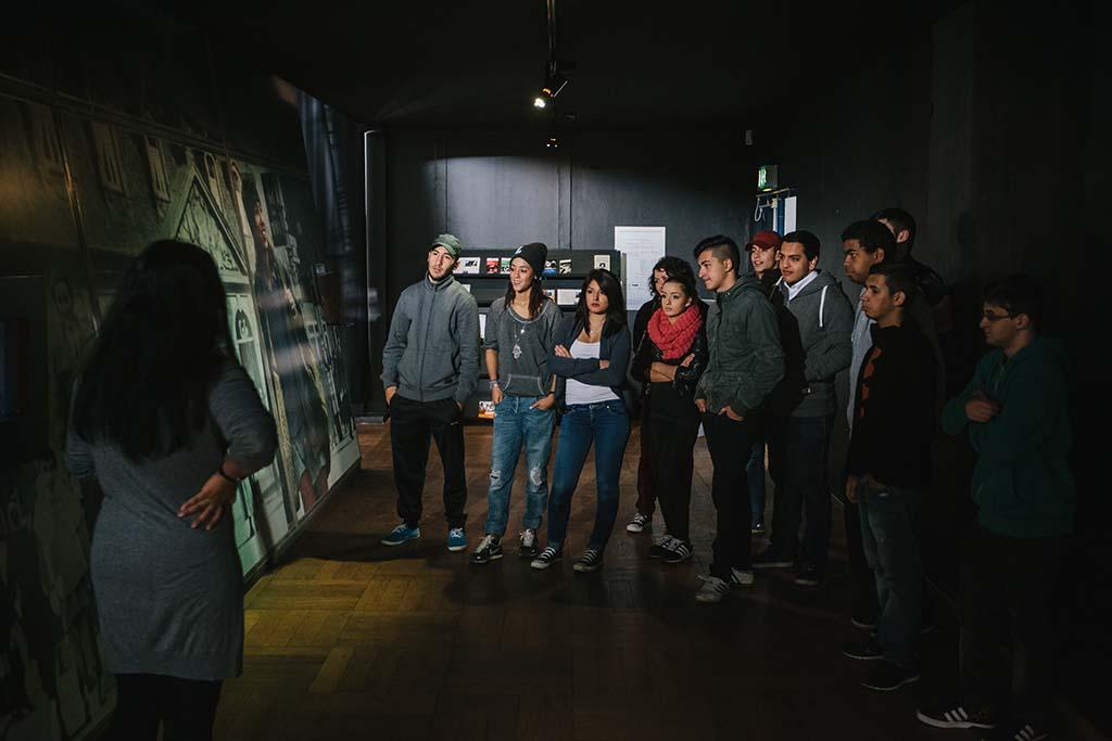 AnneFrank-Ausstellung Frankfurt