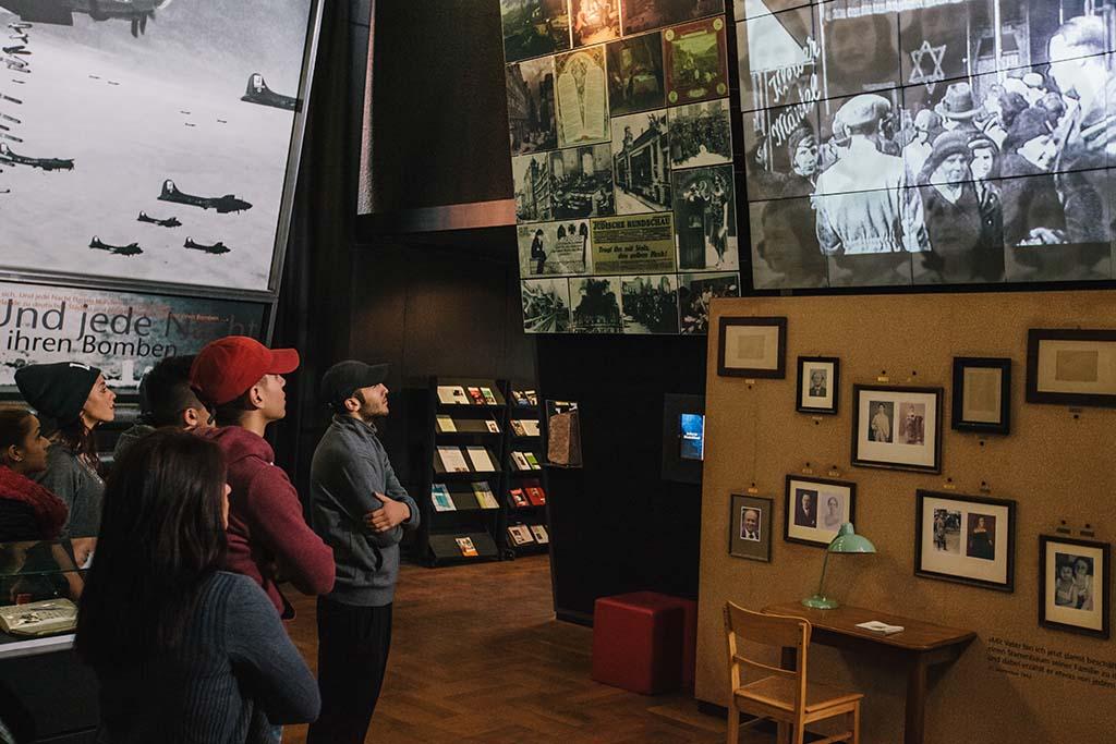 Anne Frank-Ausstellung Frankfurt