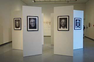 De Davidster met fotoserie Patricia steur - Stedelijk Museum Zwolle - Wilma Lankhorst