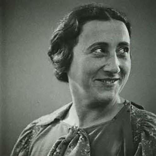 Edith Frank_AFS_ foto Anne Frank Stichtig