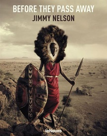"Jimmy Nelson omslag boek ""before they pass away"""