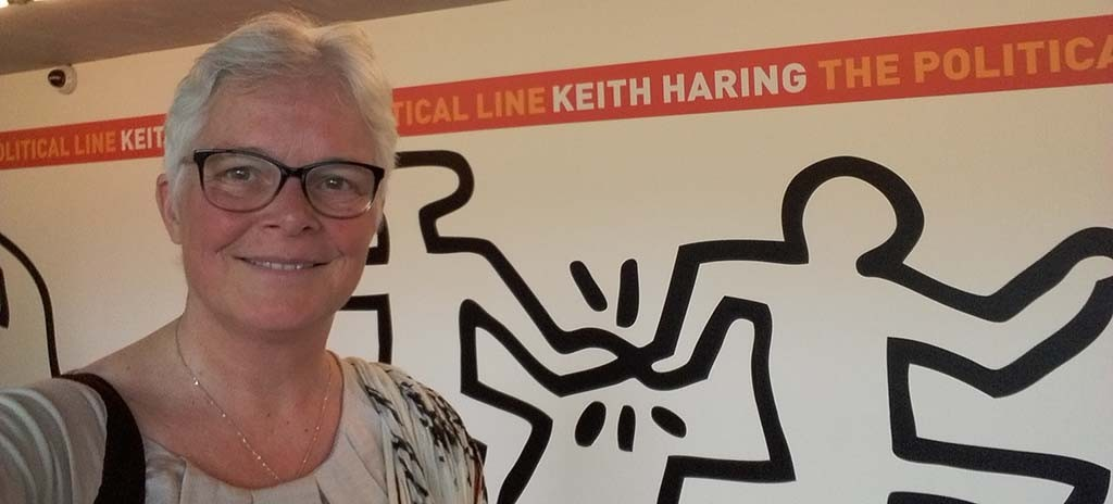 Keith Haring The Political Line - Kunsthal Rotterdam - Wilma Lankhorst