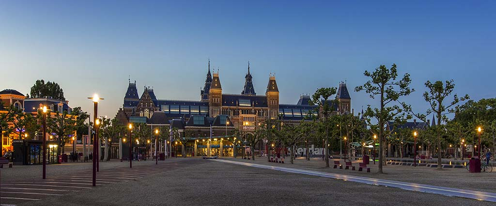 Rijksmuseum - Amsterdam foto  John Lewis Marshall