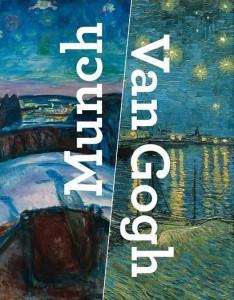 omslag catalogus-munch-van-gogh