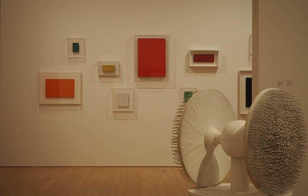 Heinz Mack schrijft in ZERO 1 over functie kleur © Stedelijk Museum Amsterdam