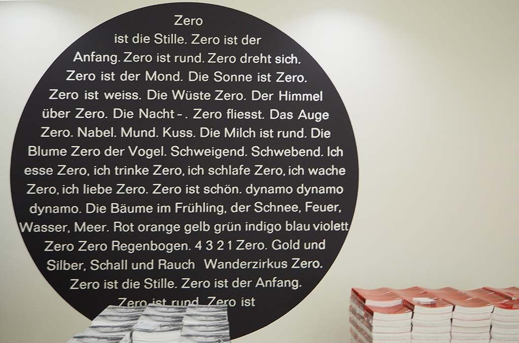 ZERO 2015 Stedelijk Museum Amsterdam © WL