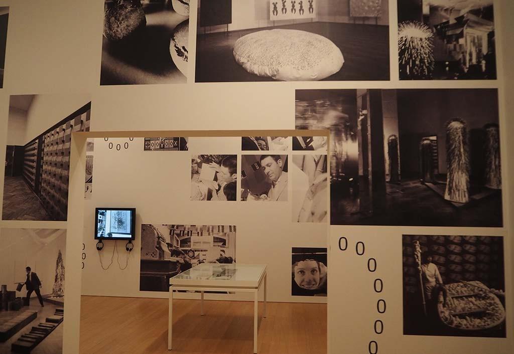 NUL 1965 eerste ZERO-NUL tentoonstelling in museum © Stedelijk Museum AMS