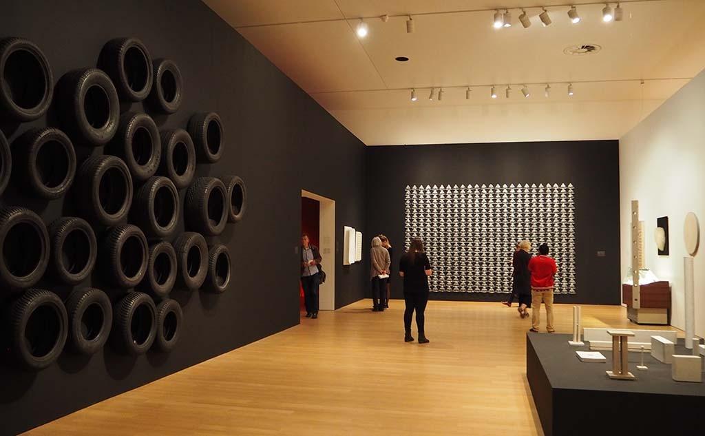 Zaal 3 Stedelijk Museum ZERO NUL groep © Stedelijk Museum AMS