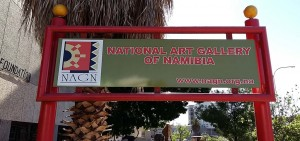 Windhoek National Art Gallery of Namibia - Wilma Lankhorst