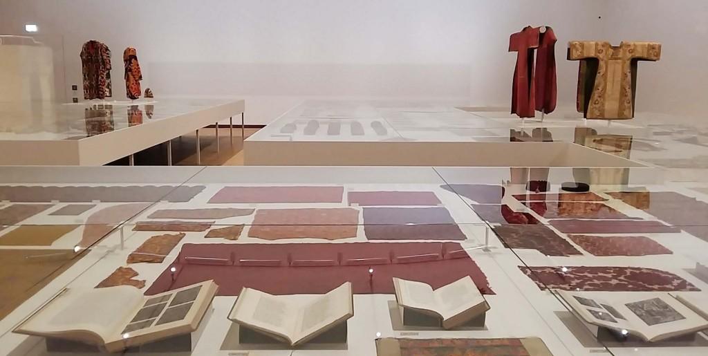 Textiel collectie Seth Siegelaub © Stedelijk Museum Amsterdam