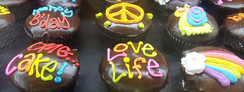 2016-start met cake en goede wensen love life