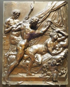 Bacchus vindt ariadne op Naxos, Adiraen de Vries in Rijksmuseum AMS  © Wilma Lankhorst