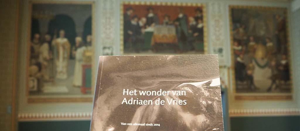 Uitgave Vereniging Rembrandt aankoop de Bacchant voor Rijksmuseum Amsterdam © Wilma Lankhorst