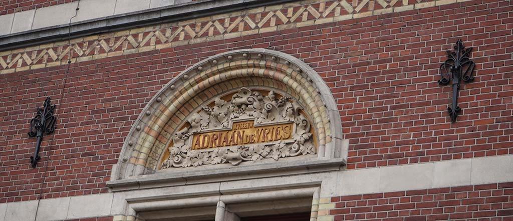 Adriaen de Vries werd tijdens de bouw van het Rijks wel als grootheid gezien © Wilma Lankhorst